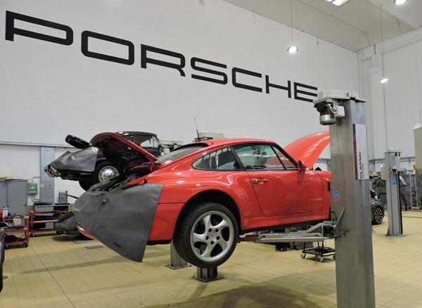 Nasce il primo Concessionario Porsche dedicato alle Classiche di Zuffenhausen.