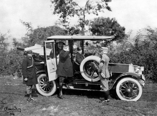 AISA: Conferenza sulla Motorizzazione nella Grande Guerra