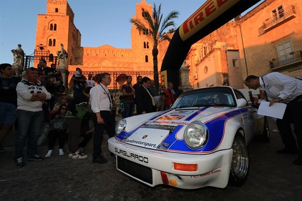 Prende forma l'Historic Rally della 100th Targa Florio