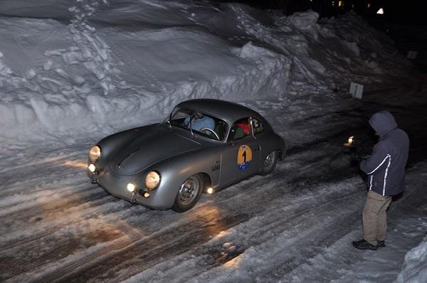 Parte la prima gara, la Coppa dei Lupi, del Campionato Italiano Regolarità Auto Storiche.