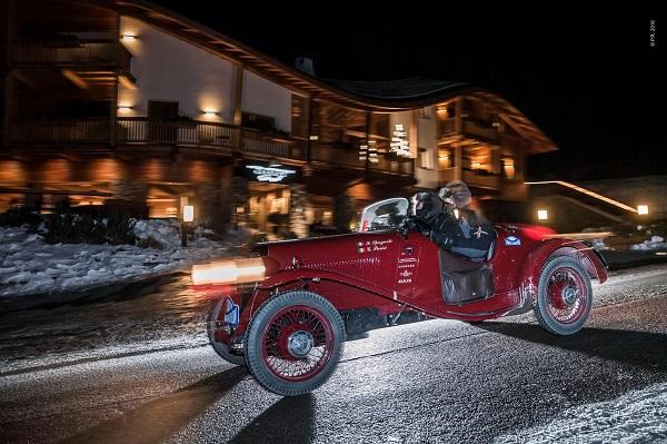 Winter Marathon 2016: vincono Spagnoli –Parisi su Fiat 508S del 1932.