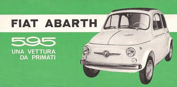 "Abarth protagonista di ""Automotoretrò 2016""."