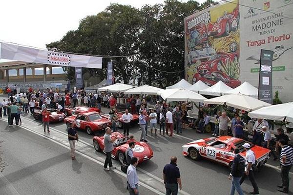 Edizione numero 100 per Targa Florio, tornano in pista le vecchie glorie.