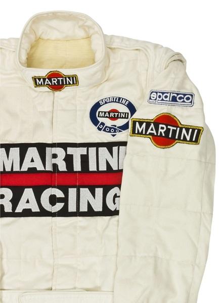 Tute da gara Maxpart Racing: lo stile vintage da gara.