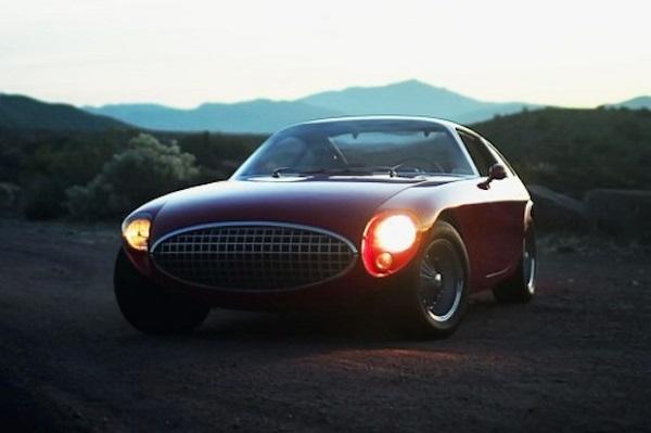 Kelly Corvette del 1961: un esemplare unico.