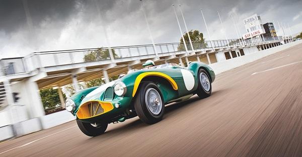 All'asta la Aston Martin DB3S di Sir Stirling Moss.