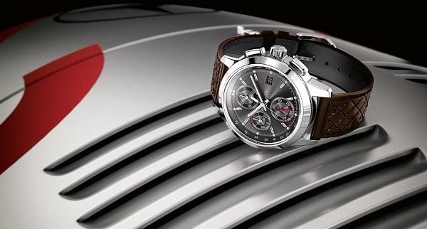 IWC Ingenieurs: trittico di orologio d'ispirazione automobilistica.