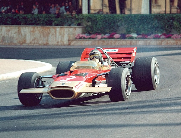 Libro sul Campione Jochen Rindt