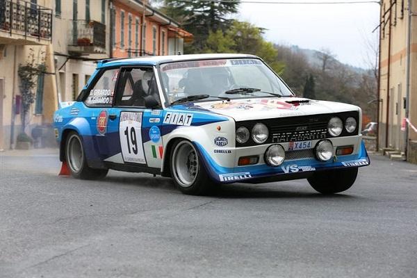 Presentazione del 31° Sanremo Rally Storico: domani pomeriggio.