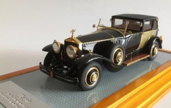 Modellino Rolls Royce Phantom del 1929 by Ilario