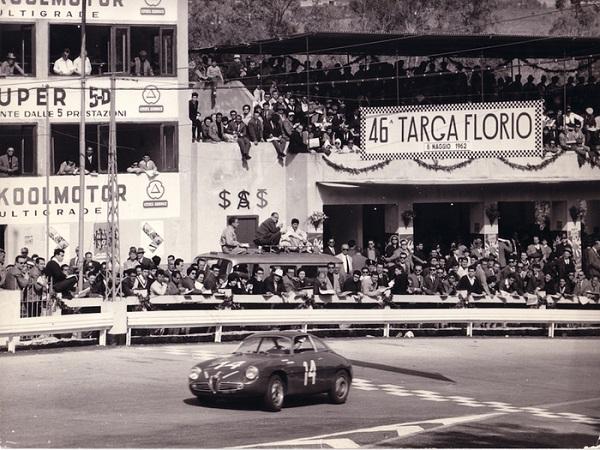 La 100esima Targa Florio fa il pieno di Campioni.