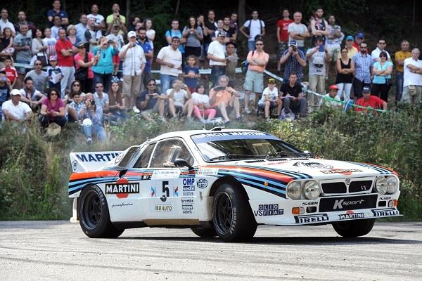Rally Lana Storico: a fine giugno la sesta edizione.