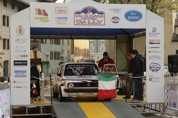 Il 6° Valsugana Historic Rally: iscritti, prove ed orari.