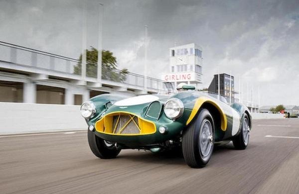 La DB3 S di Stirling Moss regina dell'Aston Martin Auction