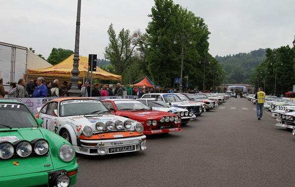 135 iscritti al 12° Rally Campagnolo.
