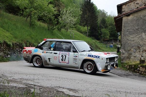 12° Rally Campagnolo: le prove e gli orari.