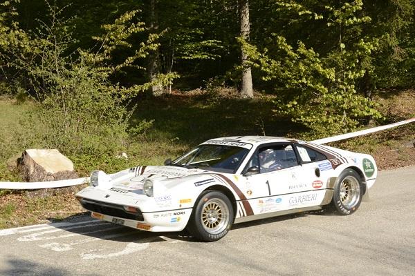 Il 6° Valsugana Historic Rally: vincono Lucky e Cazzaro.