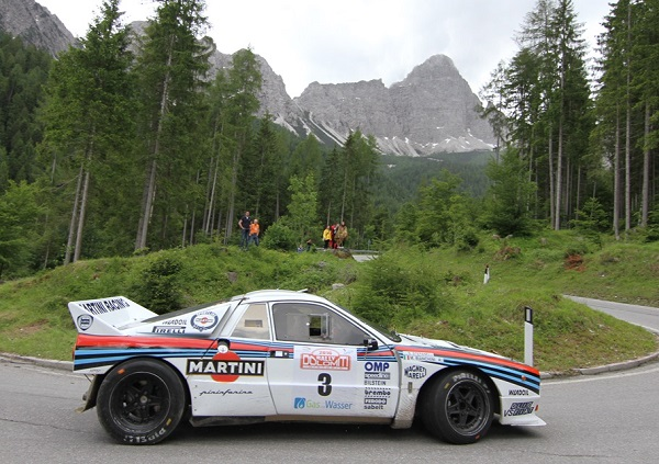 Rally Dolomiti Historic 2016: vincono Bianchini e Stefanelli.