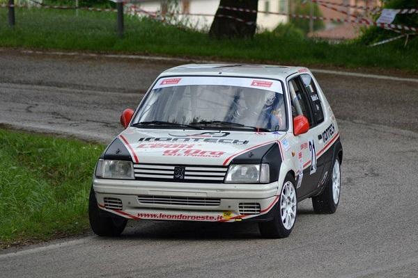 Diventa realtà il 1° Trofeo 205 Rallye