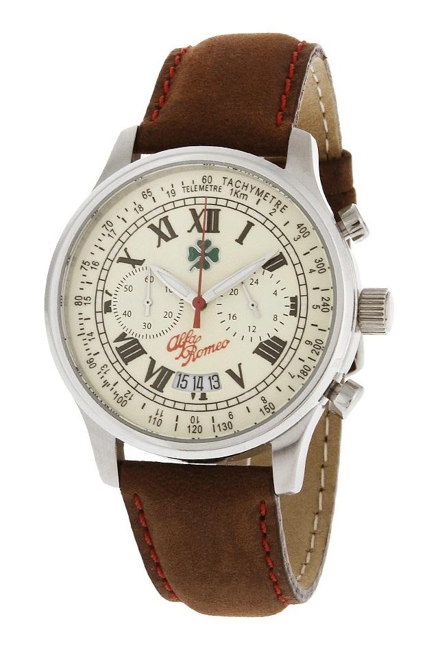 Un orologio dedicato agli Alfisti puri.