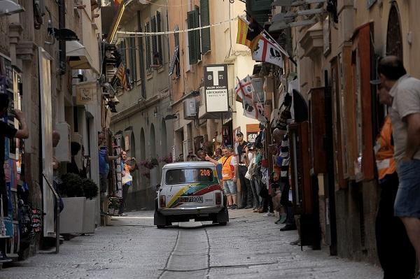 Rally della Sardegna Historic: buona la prima.