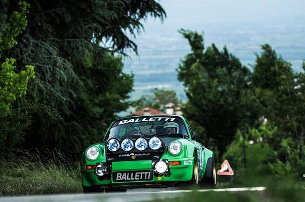 Rally Circuito di Cremona tutto pronto per la 6^ prova del CIR Auto Storiche.