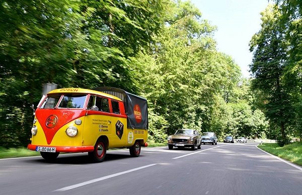 Bosch Automotive Tradition a supporto settore auto storiche.