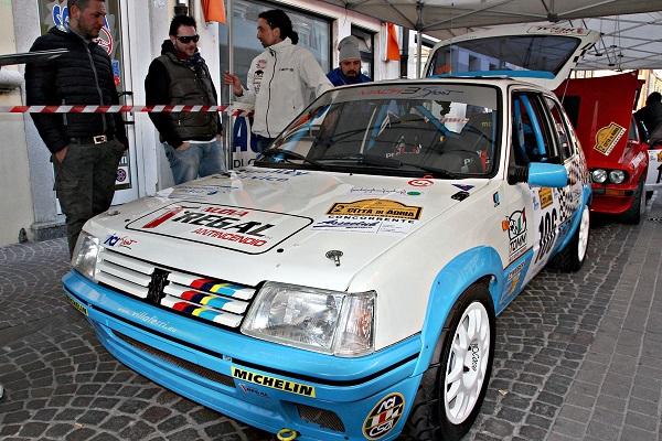 Allo Slalom Città di Este presente anche Michele Mancin.