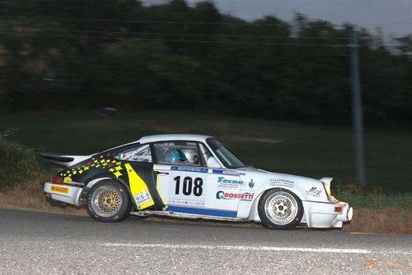 Rally Circuito di Cremona: vincono Bossalini e Gerevini.