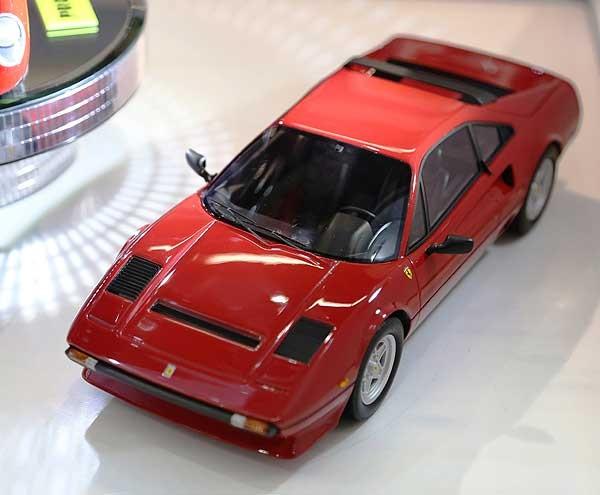 Modellino Ferrari 208 Gtb Turbo del 1982 by BBR Models