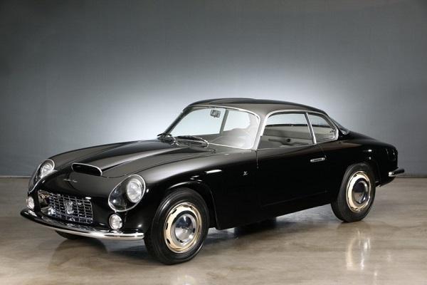 Uno speciale raduno dedicato al V6 Lancia.