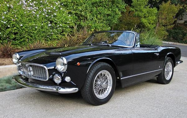 Libro Maserati 3500 Gt Spyder Vignale.