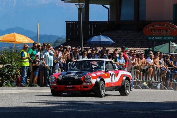 Ecco il Rally Alpi Orientali Historic 2016.
