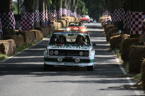 """Fiat protagonista del """"Weekend Italiano Storico"""" di Francoforte"""