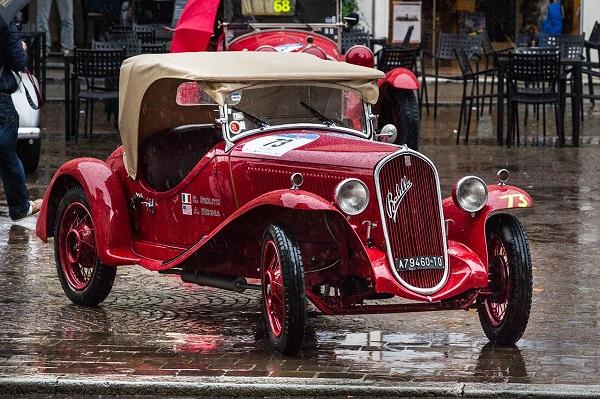 Il Gruppo Fiat festeggia i 50 anni dell'ASI.