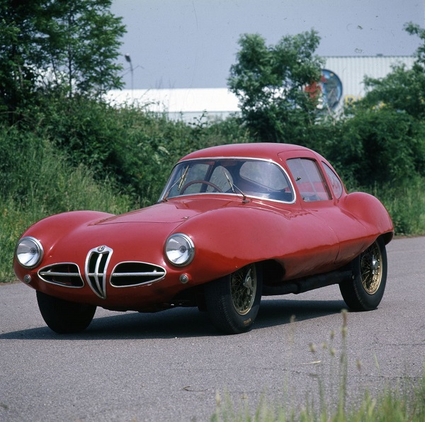 Alfa Romeo è main sponsor della Mitteleuropean Race.