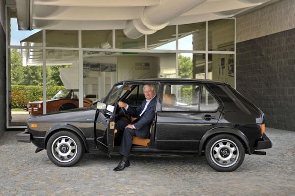 A Giorgetto Giugiaro premio alla carriera DesignEuropa Ue.