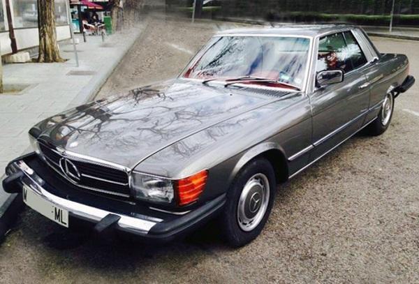 All'asta a meno di 30 mila euro la Mercedes di Silvana Mangano.