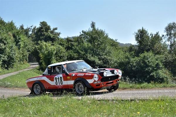 Al Rally Due Valli Historic: il finale del CIR Auto Storiche 2016.