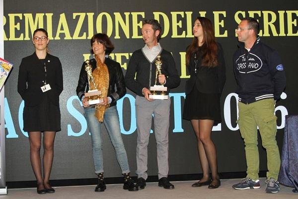 Trofeo A112 Abarth Yokohama 2016: premiazione dei vincitori a Padova.