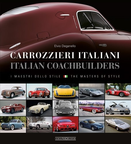 Libro Carrozzieri Italiani, I Maestri dello stile