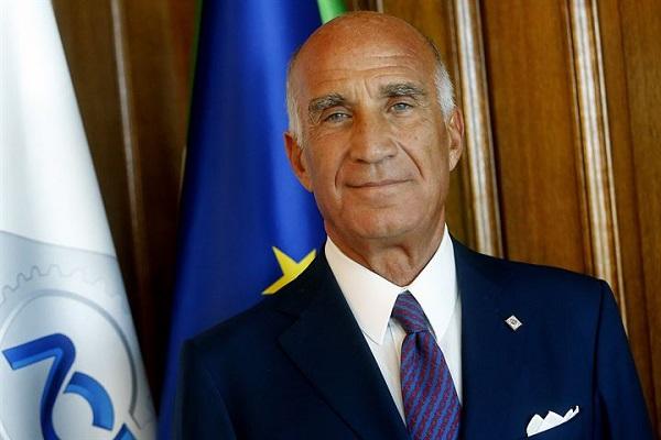 Angelo Sticchi Damiani riconfermato alla guida dell'ACI fino al 2020.