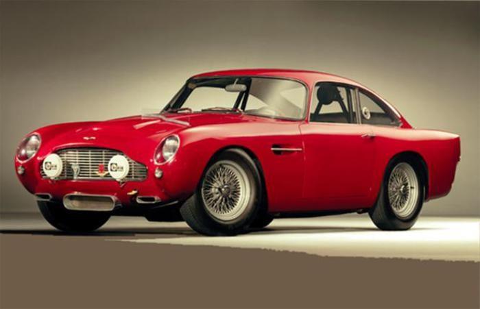 Anche l'Aston Martin rifà un suo classico.