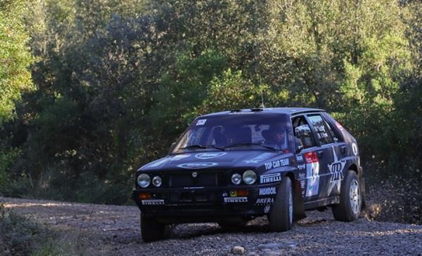 7° Tuscan Rewind Historic: grande prova di Lucky e Pons.