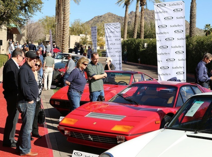 Il Made in Italy protagonista all'asta di Sotheby's in Arizona.