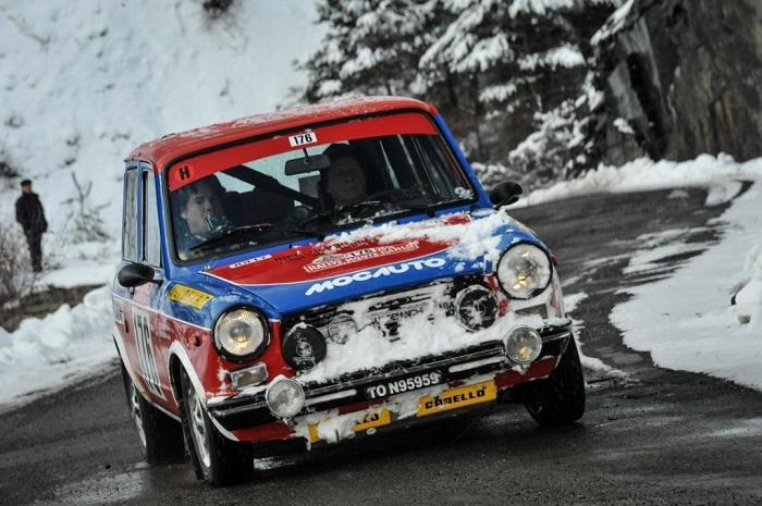 Rallye di Monte-Carlo Historique 2017: il via il 25 gennaio.