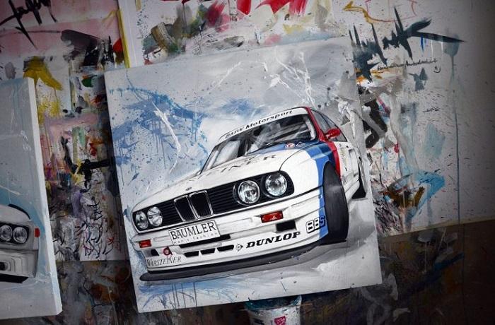 Opere d'arte automobilistiche.