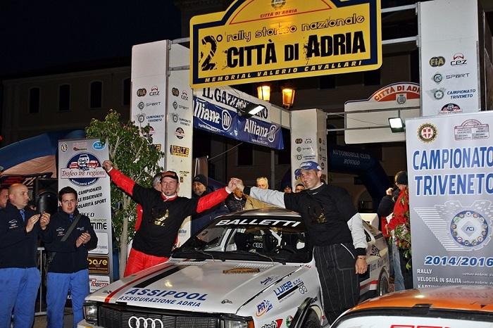 Ritorna il Rally Città di Adria con la sua terza edizione.
