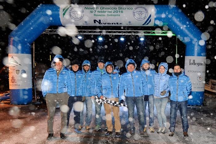 Neve & Ghiaccio Storico: avanti tutta!