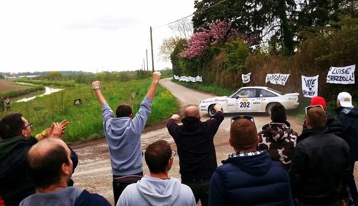 Febbre da rally in Polesine: per i malati di motori.